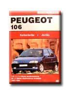 Peugeot Javítási kézikönyv, peugeot 106
