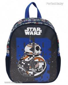 Star Wars táska, hátizsák 32 cm, 3D BB-8