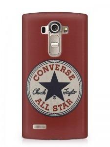 Converse mintás LG K10 tok hátlap