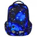 Majewski - St.Right - Cosmos hátizsák, iskolatáska - 3 rekeszes
