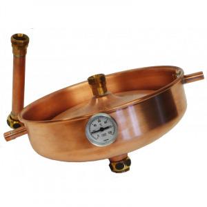 Vörösréz Finomító lencse FL31/22  45-100 literes pálinkafőzőhöz