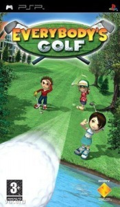 PSP Játék Everybodys Golf