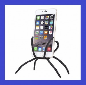 spiderpod flexibilis tartó Allview X4 Soul Style  telefonhoz fotózáshoz videó nézéshez