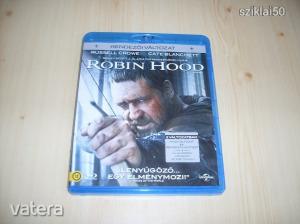 Robin Hood (2010)  Blu-Ray+ DVD ( Russell Crowe ) SZINKRONIZÁLT, ÚJSZERŰ,SZÉP, RITKA BLU-RAY