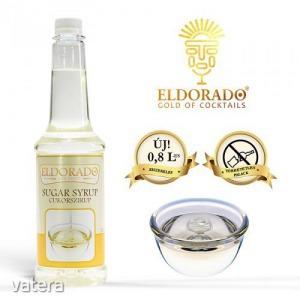 Eldorado Cukor szirup 0,8 L