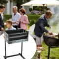 BergHOFF faszenes grill