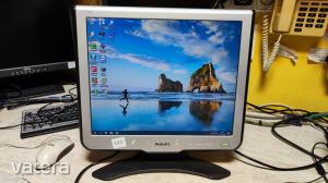 Philips Monitor 170c 17 működőképes állapotban