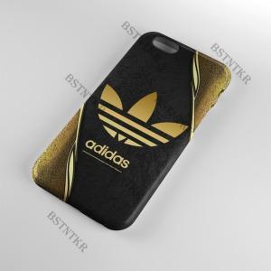 Adidas mintás LG Q6  tok hátlap tartó