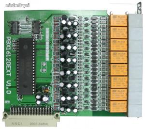 ExcellTel CDX-TP16120 008EXT 8 mellékállomás bővítőkártya