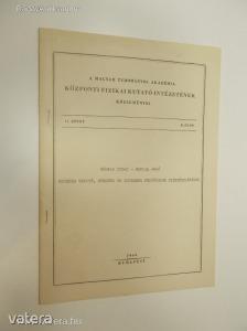 Gémesy Tibor, Hering Jenő: Sztereo vetítő, buborék és ködkamra felvételek kiértékeléséhez (*84)