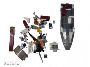 Horgászcsónak, hajó - Lego
