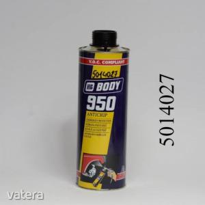 Alvázvédő rücsi 1L fekete BODY 950 B950.02.0000.1