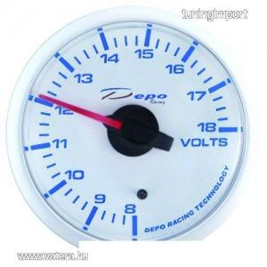 DEPO gauge WBL 52mm - voltmérő