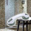Fürdőszobai kapaszkodó / csempére rögzíthető, tapadókorongos