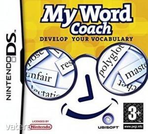 Nintendo DS Játék My Word Coach - Develop your vocabulary
