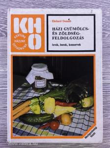 Házi gyümölcs- és zöldségfeldolgozás - Ehrhard Donath