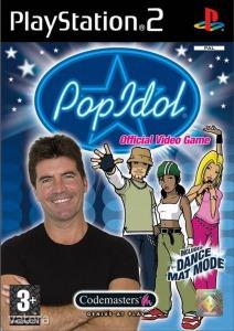 PS2  Játék Pop Idol
