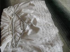 Régi fehér csipkés szélű alsószoknya - (meghosszabbítva: 2698392464) - Vatera.hu Kép