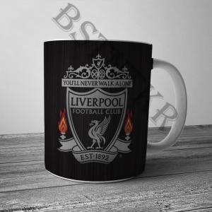 Liverpool mintás bögre
