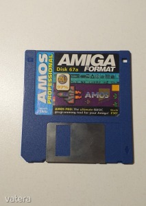 AMIGA Játék Amos Proffesional - G