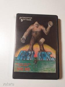 AMIGA Játék Crazy Kong - Commodore VIC 20 - F