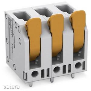WAGO 2604-3311 Nyomtatott áramköri kapocs 4 mm? Pólusszám 11 1 db