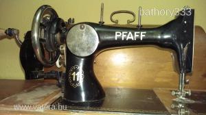 Ritka Pfaff 11-es, régi varrógép 1920-ból.