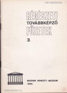 RAJZ REKONSTRUKCIÓ - Régészeti Továbbképző Füzetek 3.