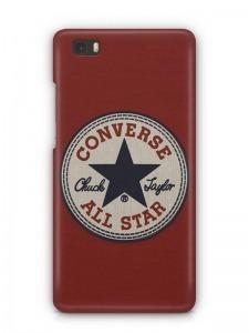 Converse mintás Huawei Honor 8 tok hátlap
