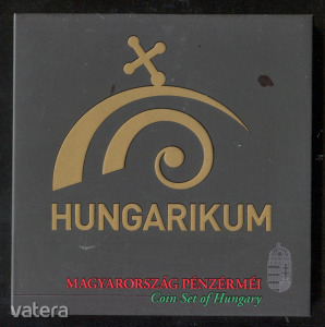 2015  dísztokos forgalmi sor ( Hungarikum )  Proof  BG12