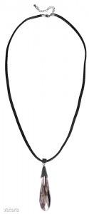 Bőr női nyaklánc