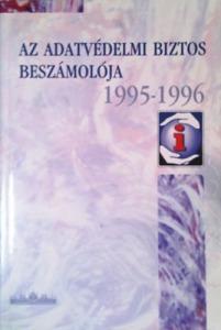 : Az adatvédelmi biztos beszámolója 1995-1996