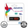 16GB ADATA C008 USB 2.0 BLACK FLASH/PENDRIVE