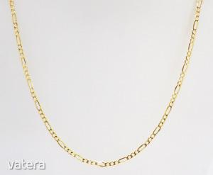 Sárga arany nyaklánc (ZAL-Au 97105)