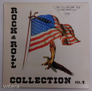 Rock & Roll Collection Vol. 1 - Rock & Roll Collection Vol. 1 LP (EX/EX) BELG