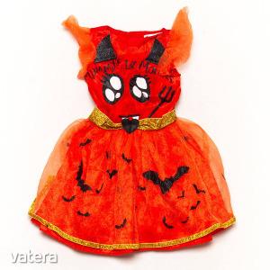 Boszorkány - Halloween jelmez (92-98)