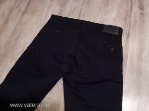 63b4760585 ÚJ POLO RL márkás divatos minőségi férfi vászon nadrág 29-38-ig rugalmas  fazon