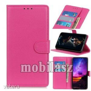 Vodafone Smart V10, WALLET notesz mobiltok, Rózsaszín