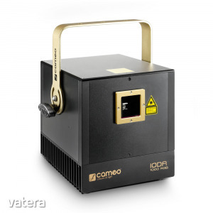 Cameo IODA 1000 RGB - Professzionális Showlézer 1000mW RGB