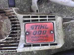 Stihl motorfűrész 009