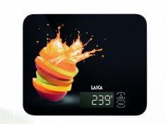 Laica KS5015L Digitális konyhamérleg 15 Kg Narancs minta