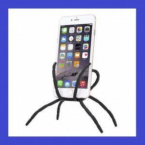 spiderpod flexibilis tartó EVOLVEO StrongPhone G4 telefonhoz fotózáshoz videó nézéshez