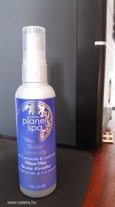 Planet spa kamilla és levendula illatú párnára fújható permet