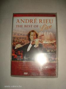 André Rieu - The Best Of - Live [DVD] [2009] BONTATLAN    -  RITKA KIADVÁNY