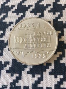 Ezüst 200 forint Magyar Tudományos Akadémia 1975