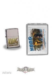KING KONG - WONDER OF THE WORLD öngyújtó szett