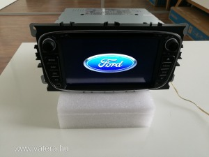 Ford Multimédia Mondeo, Focus, S-max,  Galaxy,  Stb. GPS Tolatókamerával!