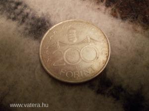 fém 200 Forintos 1994
