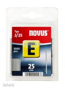 Novus tűzőszegek E J 25 mm 1000 db - Vatera.hu Kép