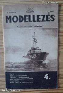 Modellezés folyóirat 1960 / II. évfolyam 3. szám (*79)